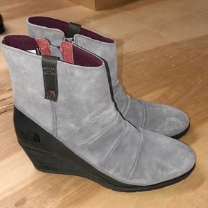 The North Face Bridgeton Wedge waterproof Boots